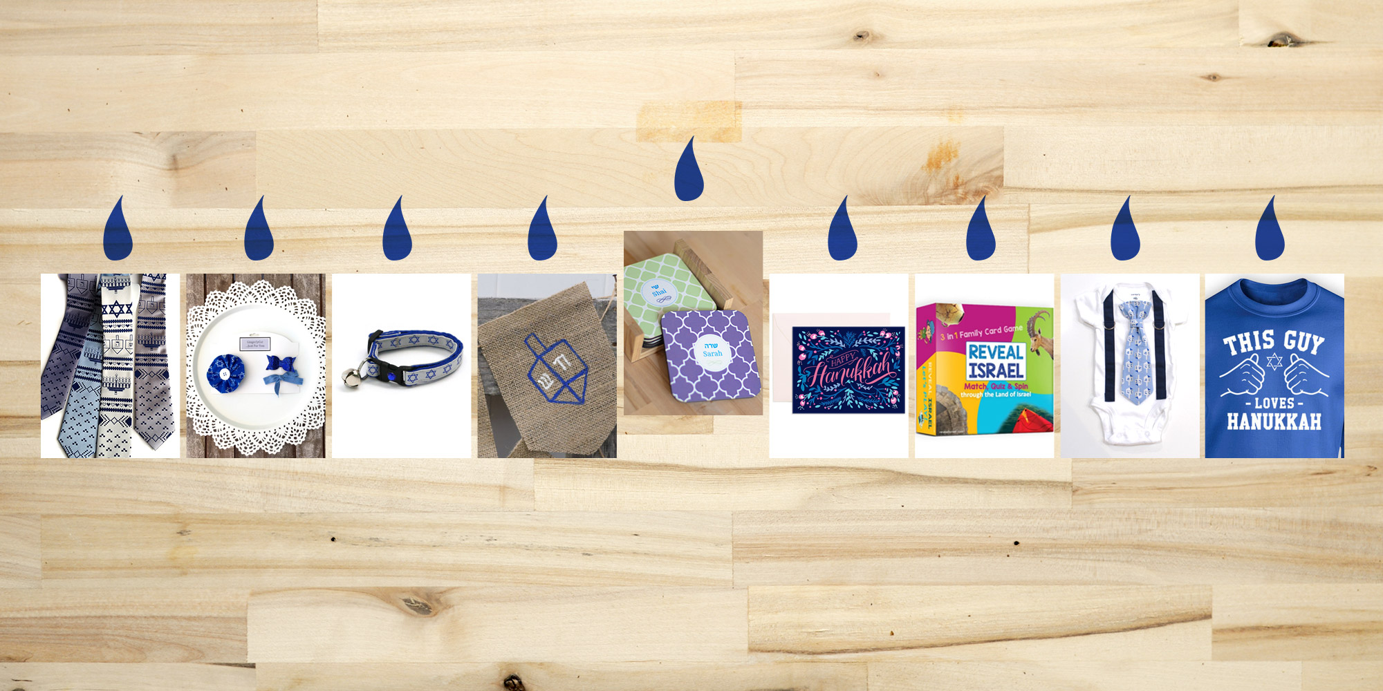 9 Hanukkah gifts for the Festival of Lights
