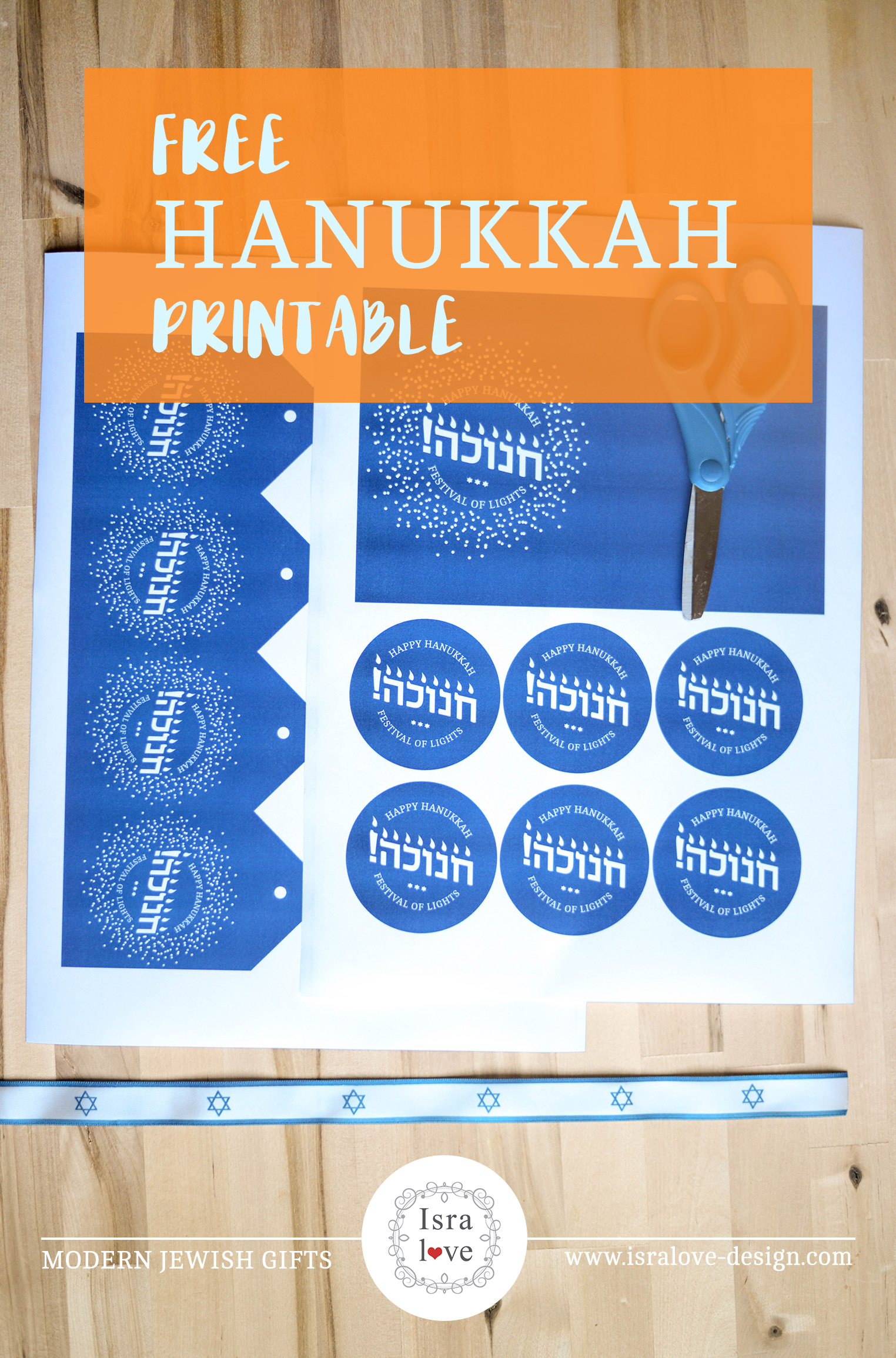 picture relating to Printable Hanukkah Card titled Hanukkah Craft Totally free printable Hanukkah playing cards Sufganiyot