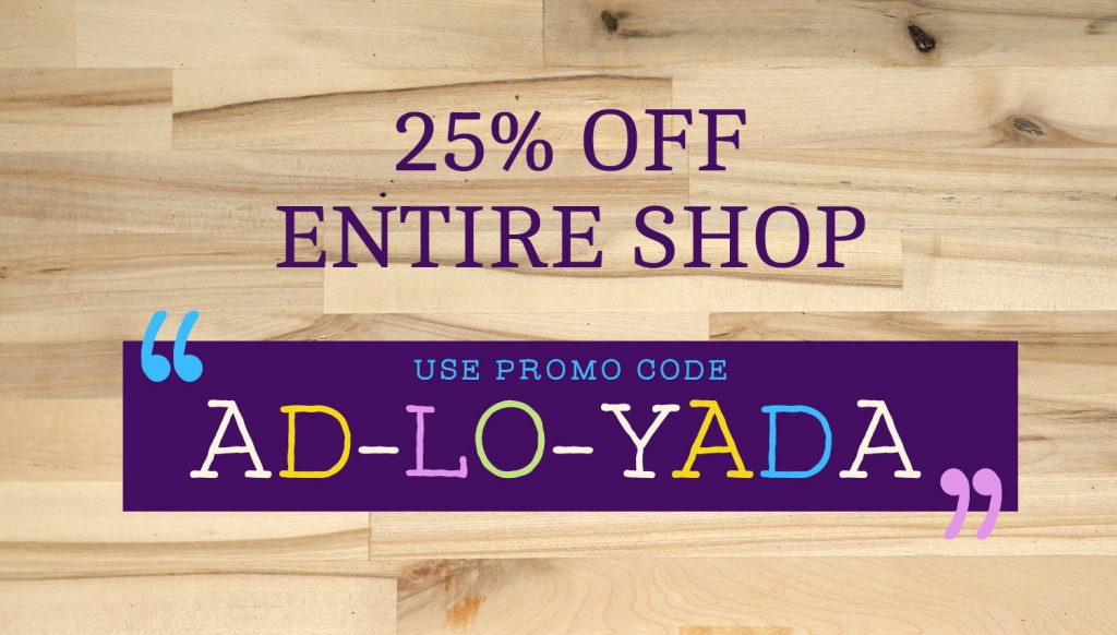 25% off entire shop, Isralove, Jewish gifts
