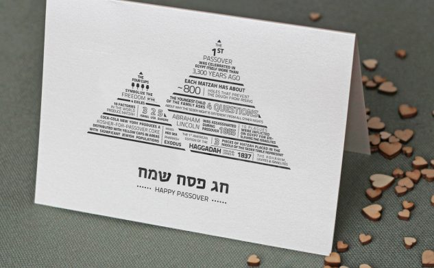 Passover Card – Printable