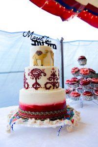 Mazel Tov, Wedding Cake Topper
